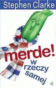 Okładka książki Merde! W rzeczy samej