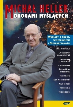Okładka książki Drogami myślących. Wykłady o nauce, wszechświecie i nieskończoności