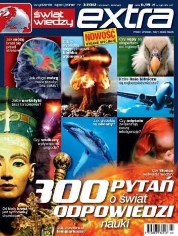 Okładka książki Świat Wiedzy Extra (3/2012)