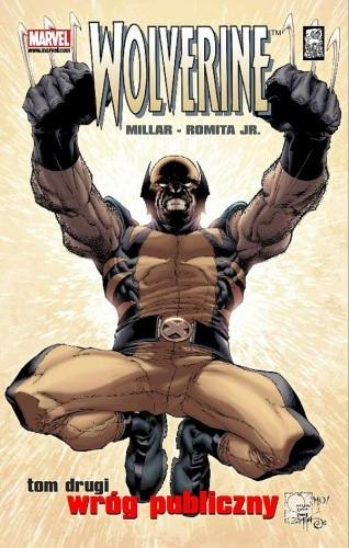 Okładka książki Wolverine: Wróg publiczny (Tom 2)