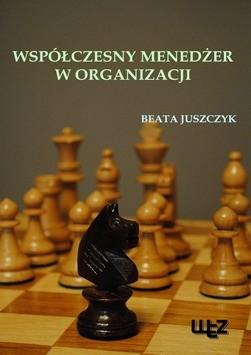 Okładka książki Współczesny menedżer w organizacji