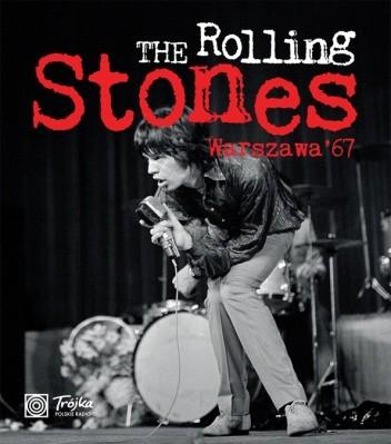 Okładka książki ROLLING STONES  –  WARSZAWA '67