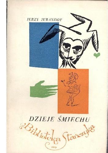 Okładka książki Dzieje Śmiechu