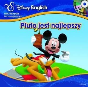 Okładka książki Pluto jest najlepszy
