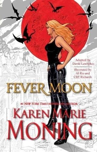 Okładka książki Fever Moon: The Fear Dorcha