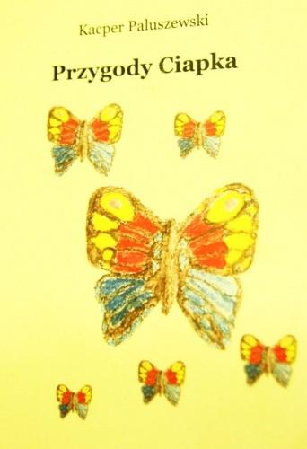 Okładka książki Przygody Ciapka