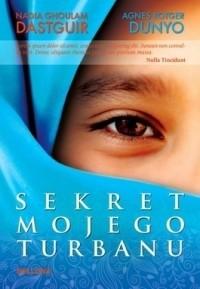 Okładka książki Sekret mojego turbanu