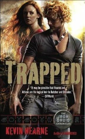 Okładka książki Trapped