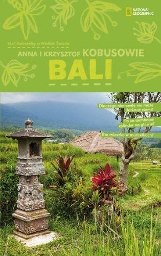 Okładka książki Bali