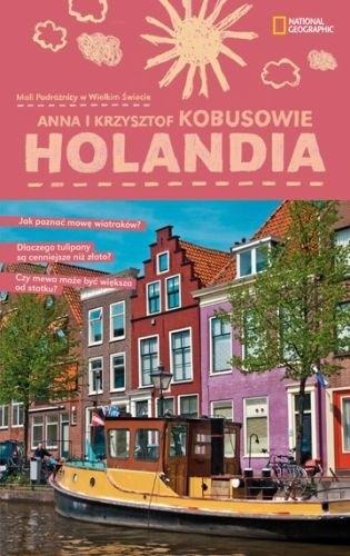 Okładka książki Holandia