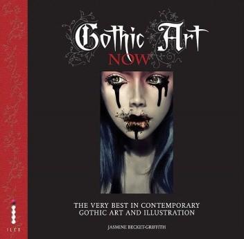 Okładka książki Gothic Art Now