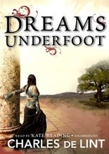 Okładka książki Dreams Underfoot