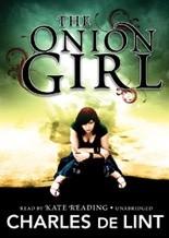 Okładka książki The Onion Girl