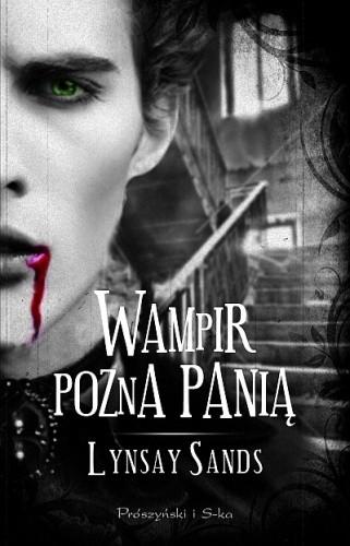 Okładka książki Wampir pozna panią