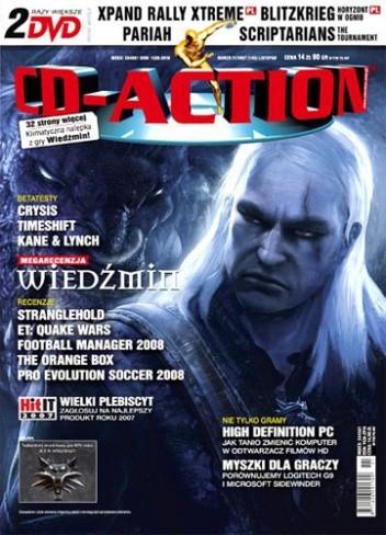 Okładka książki Cd-Action 11/2007