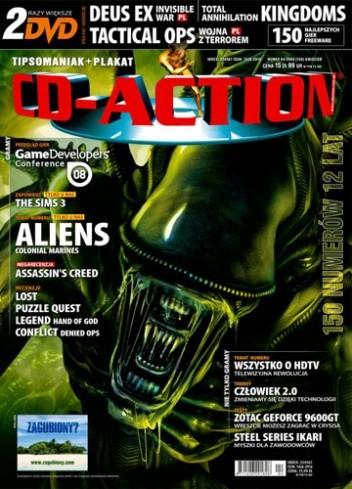 Okładka książki Cd-Action 04/2008