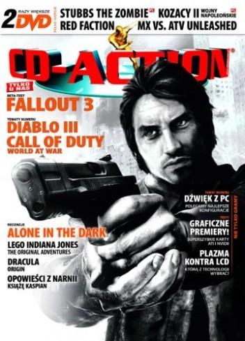 Okładka książki Cd-Action 07/2008