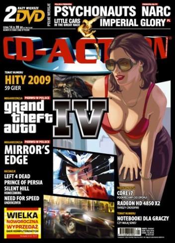 Okładka książki Cd-Action 01/2009