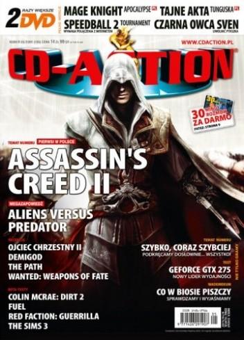 Okładka książki Cd-Action 05/2009