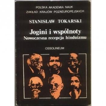 Okładka książki Jogini i wspólnoty. Nowoczesna recepcja hinduizmu