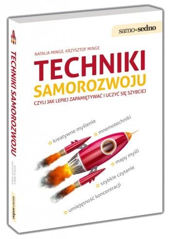 Okładka książki Techniki samorozwoju