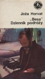 """Okładka książki """"Besa"""". Dziennik podróży"""