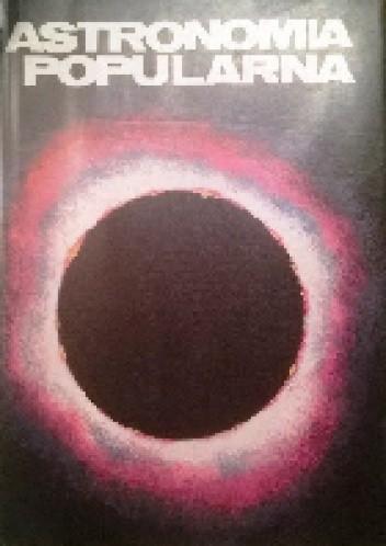 Okładka książki Astronomia popularna