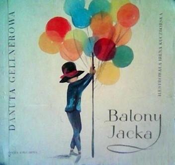 Okładka książki Balony Jacka