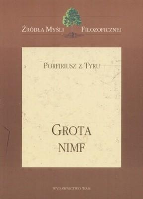 Okładka książki Grota nimf