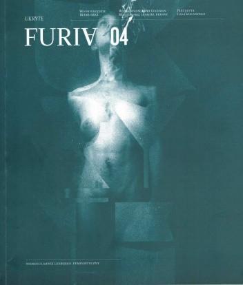 Okładka książki Furia nr 4