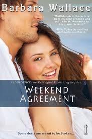 Okładka książki Weekend Agreement