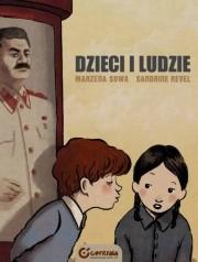 Okładka książki Dzieci i ludzie