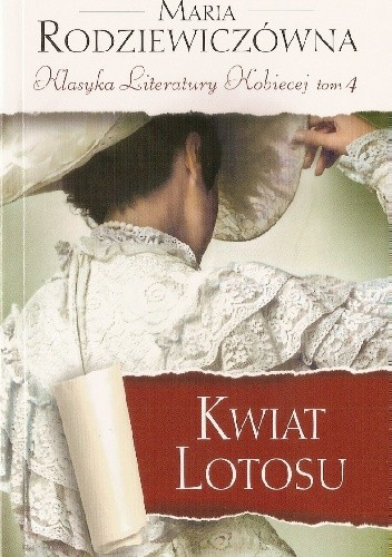 Okładka książki Kwiat Lotosu