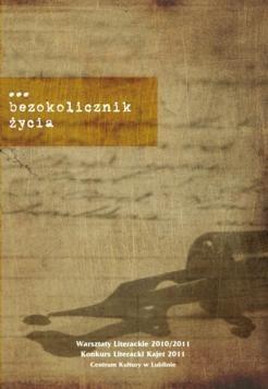 Okładka książki ... bezokolicznik życia