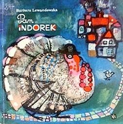 Okładka książki Pan Indorek