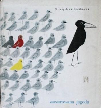 Okładka książki Zaczarowana jagoda