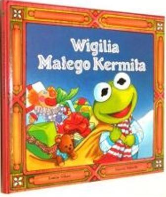 Okładka książki Wigilia Małego Kermita
