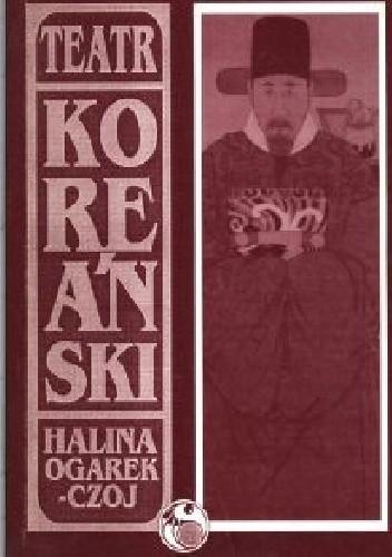 Okładka książki Teatr koreański