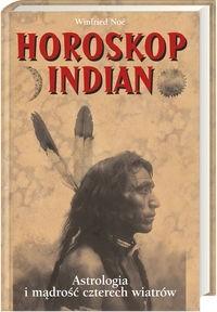 Okładka książki Horoskop Indian