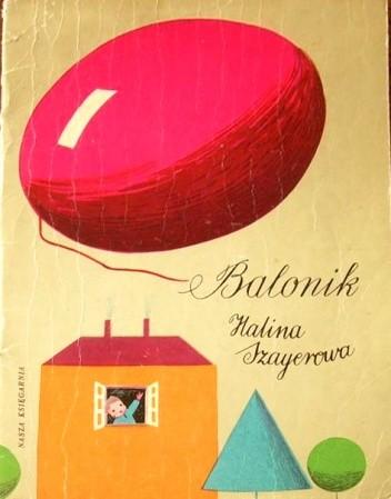 Okładka książki Balonik