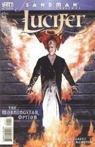 Okładka książki Lucifer: The Morningstar Option