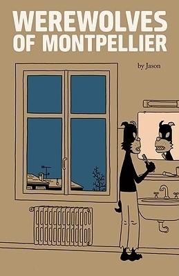Okładka książki Werewolves of Montpellier