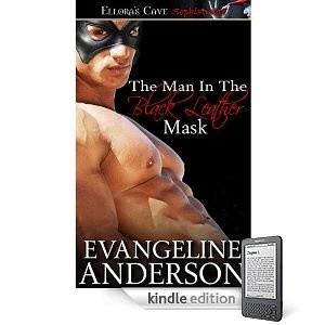 Okładka książki The Man In the Black Leather Mask