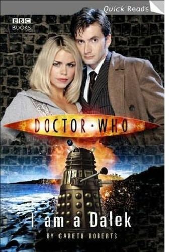 Okładka książki Doctor Who: I am a Dalek