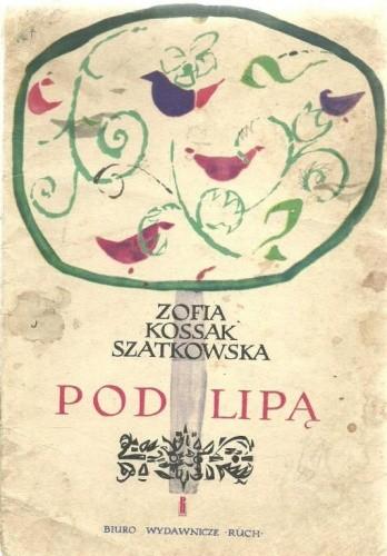 Okładka książki Pod lipą