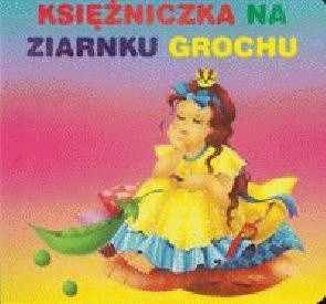 Okładka książki Księżniczka na ziarnku grochu