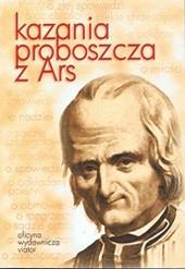 Okładka książki Kazania proboszcza z Ars