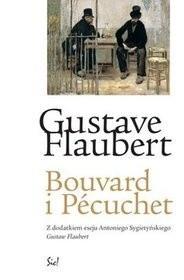 Okładka książki Bouvard i Pécuchet