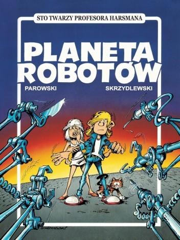 Okładka książki Planeta Robotów