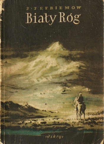 Okładka książki Biały róg